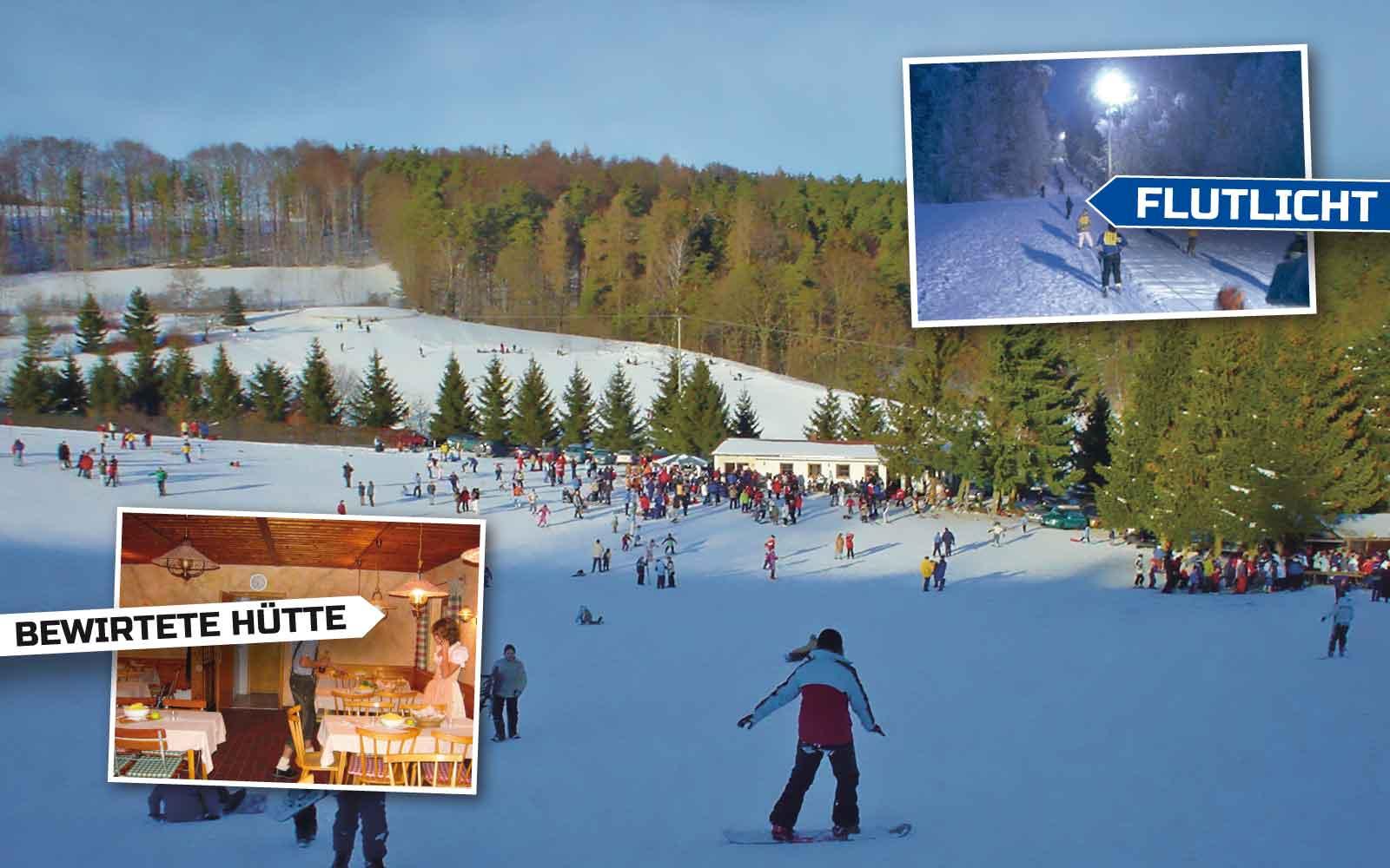 Skihütte Ödengrub